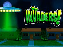 Игровой автомат Invaders