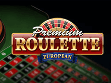 Premium Roulette European